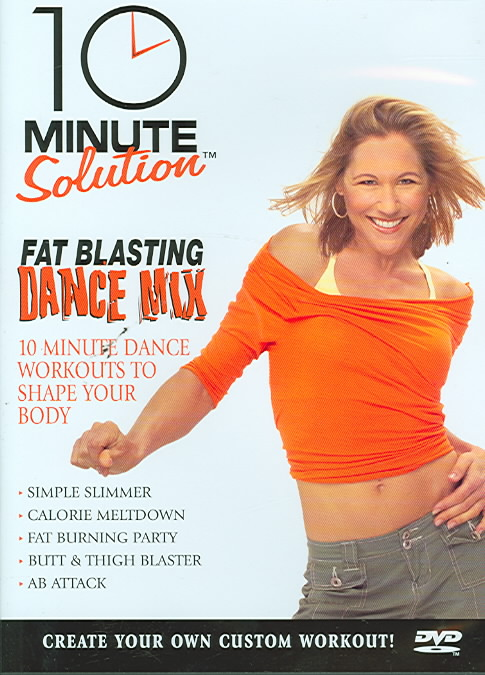10 MINUTE SOLUTION:FAT BLASTING DANCE (DVD)